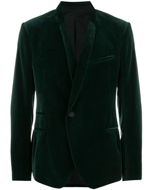 Haider Ackermann - Green Classic Fitted Blazer for Men - Lyst