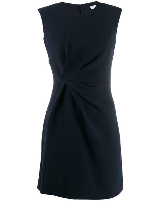 P.A.R.O.S.H. ツイスト ドレス Blue