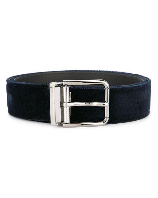 メンズ Dolce & Gabbana クラシック ベルト Blue