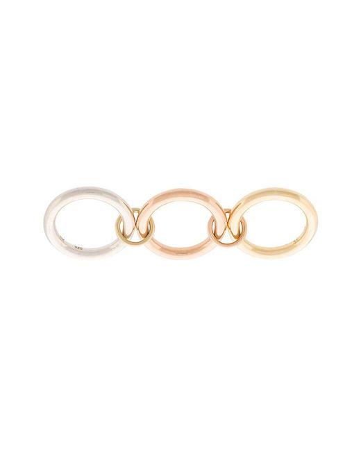 Spinelli Kilcollin - Yellow Mercury Linked Ring - Lyst