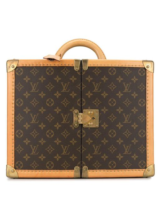 Чемодан Special Order Amfar Ii Pre-owned Louis Vuitton, цвет: Brown
