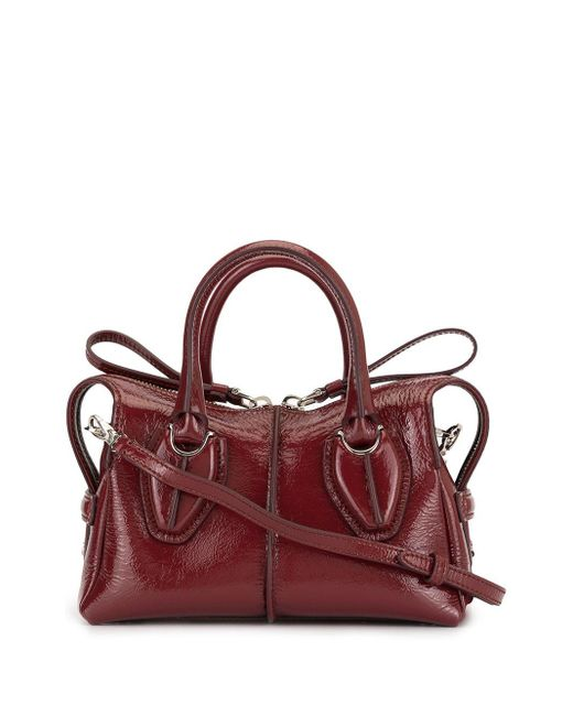 Tod's D ミニバッグ Red