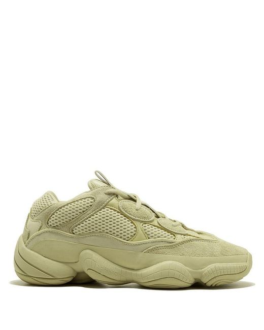 aa01a0171 Adidas - Green X Yeezy 500 Sneakers for Men - Lyst ...