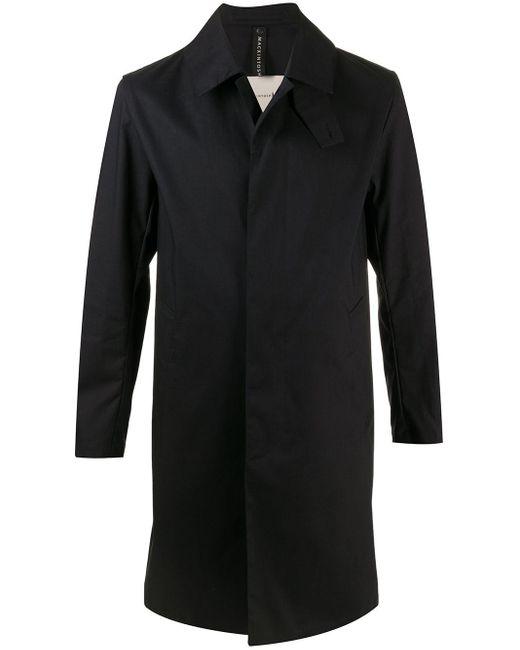メンズ Mackintosh Manchester Raintec コート Blue