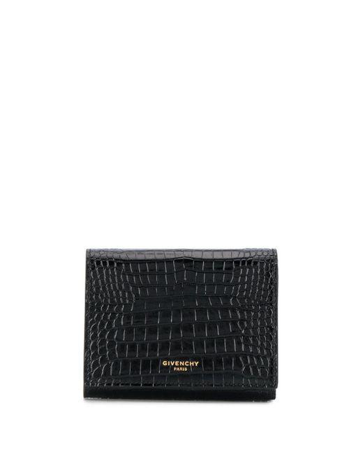 Givenchy Gv3財布 Black