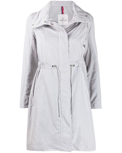 Moncler フーデッド コート Multicolor
