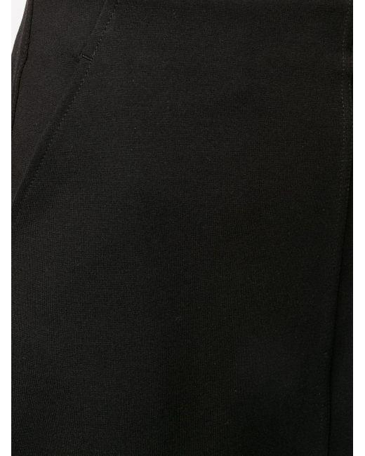Юбка Delia Прямого Кроя Filippa K, цвет: Black