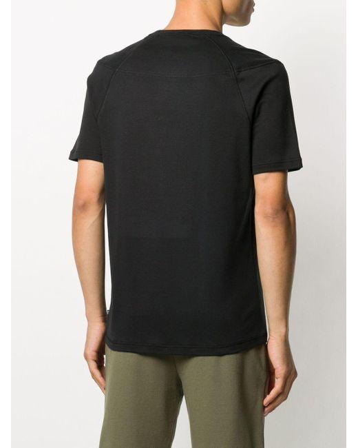 メンズ Raeburn Ethos Tシャツ Black