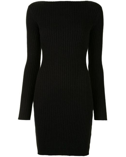Anna Quan Elka ドレス Black
