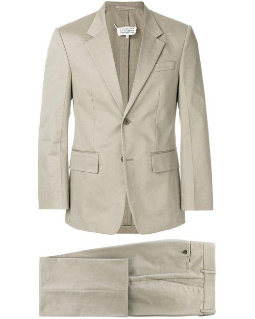 メンズ Maison Margiela ツーピース スーツ Natural