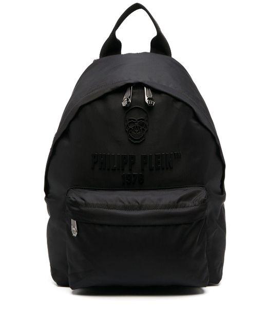 Рюкзак На Молнии С Логотипом Philipp Plein для него, цвет: Black