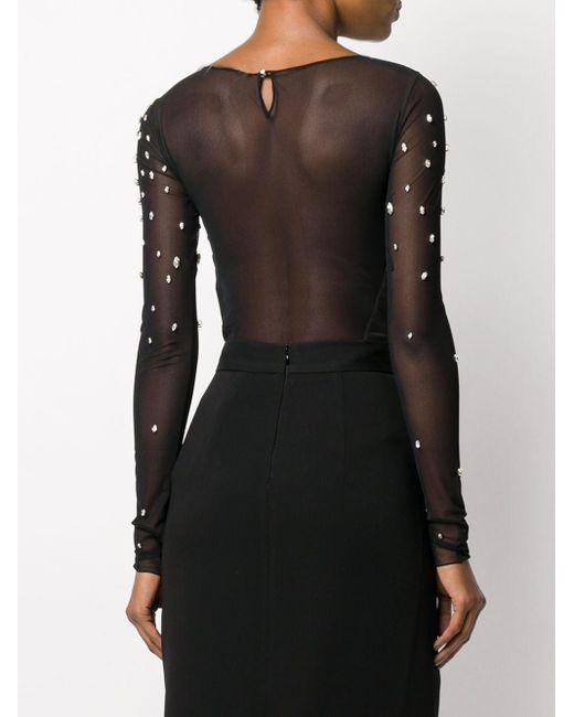Philipp Plein デコラティブ ドレス Black