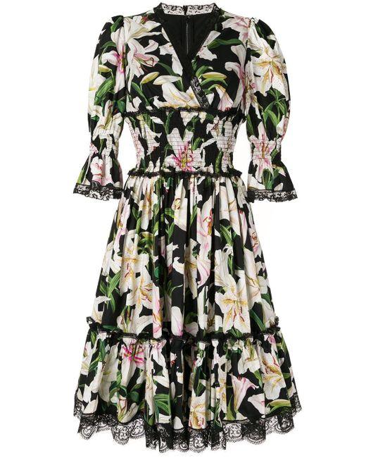 Dolce & Gabbana Lily ドレス Black