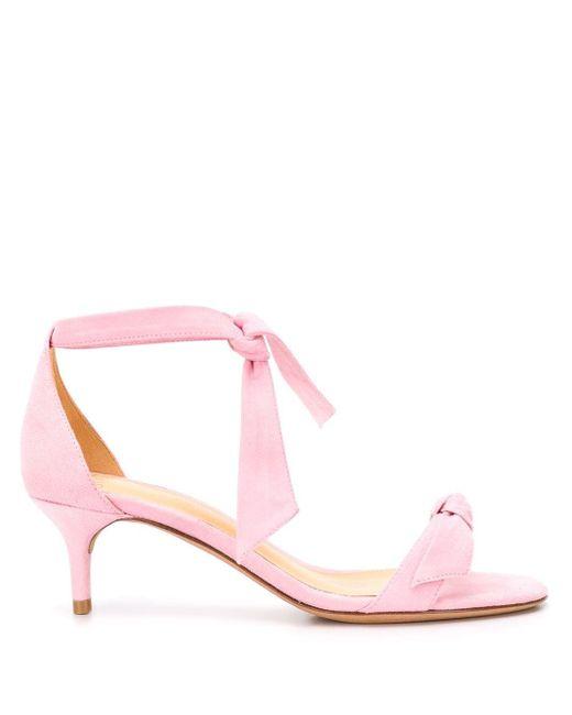 Alexandre Birman Clarita 50 サンダル Pink