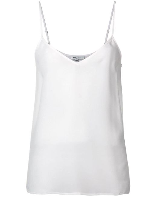 Equipment Layla Cami Top White