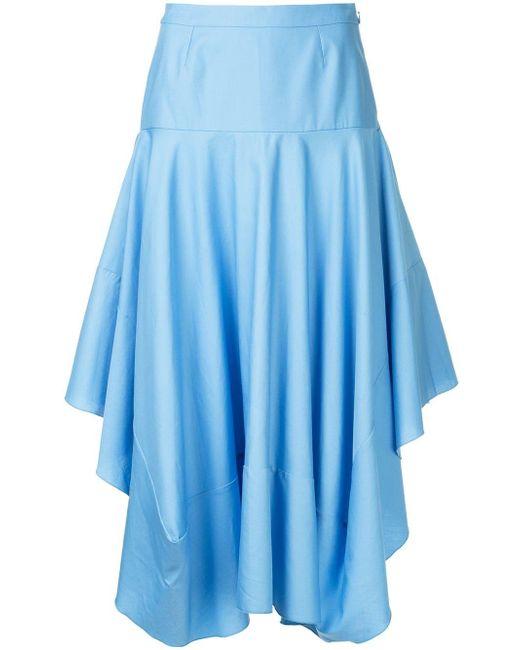 Stella McCartney Poppy スカート Blue