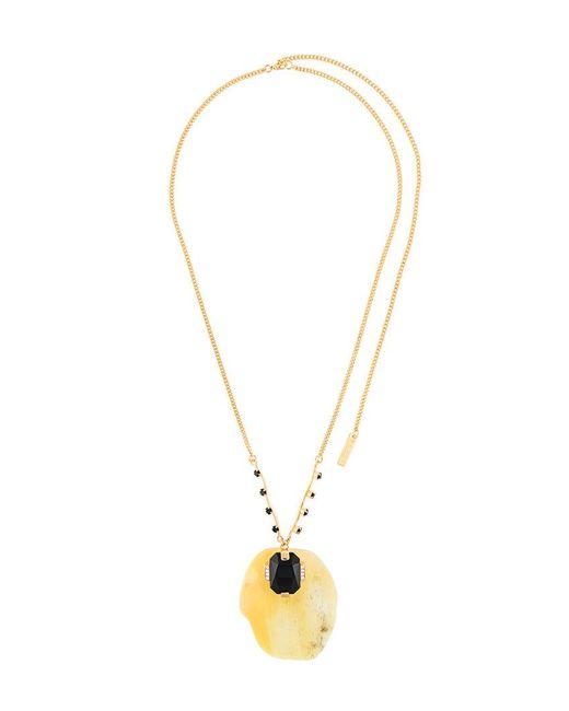 Marni | Multicolor Pendant Necklace | Lyst