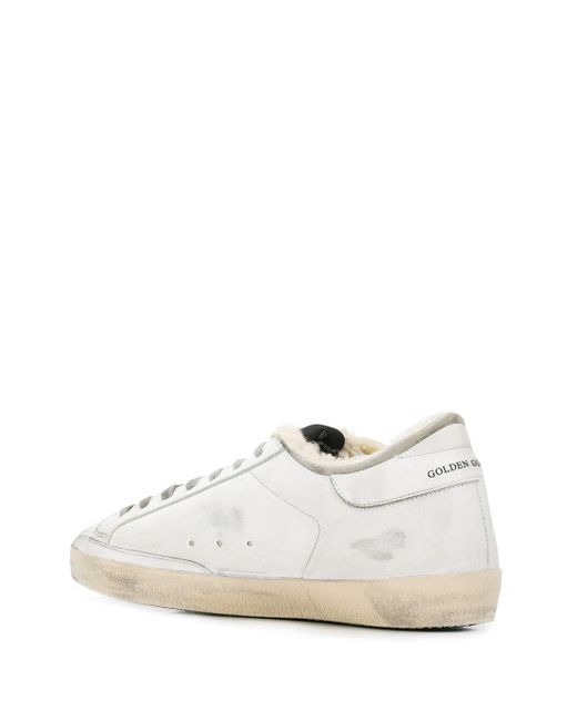 メンズ Golden Goose Deluxe Brand Superstar スニーカー White