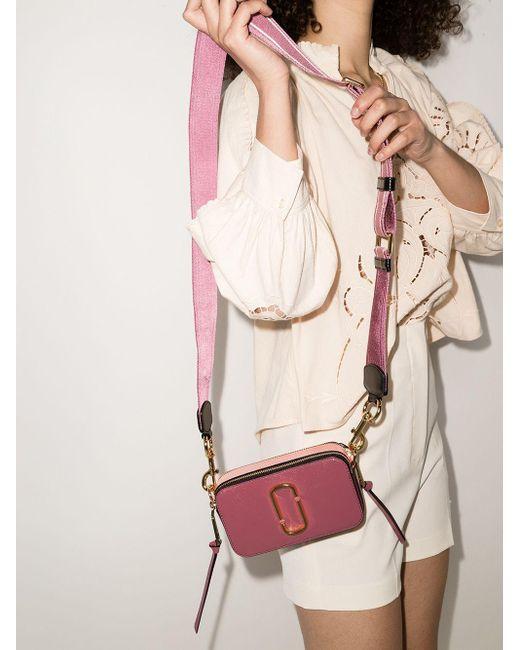 Маленькая Сумка Через Плечо Snapshot Marc Jacobs, цвет: Multicolor