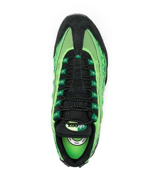 メンズ Nike Air Max 95 Naija スニーカー Green