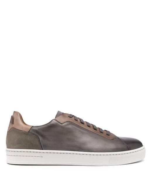 メンズ Magnanni Shoes Amadeo ローカット スニーカー Gray
