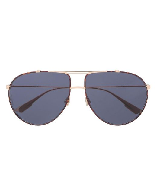 Солнцезащитные Очки-авиаторы Monsieur 1 Dior, цвет: Metallic