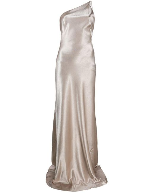 Robe Roxy Galvan en coloris Metallic