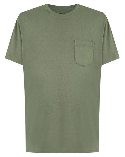メンズ Osklen Tシャツ Metallic