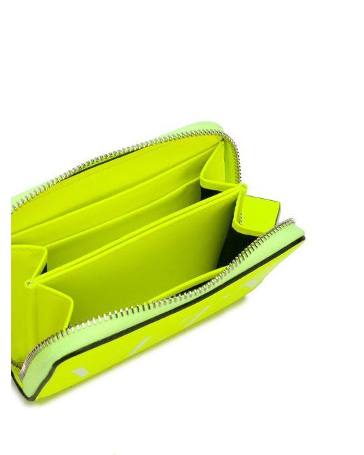 メンズ Valentino Vltn 財布 Yellow