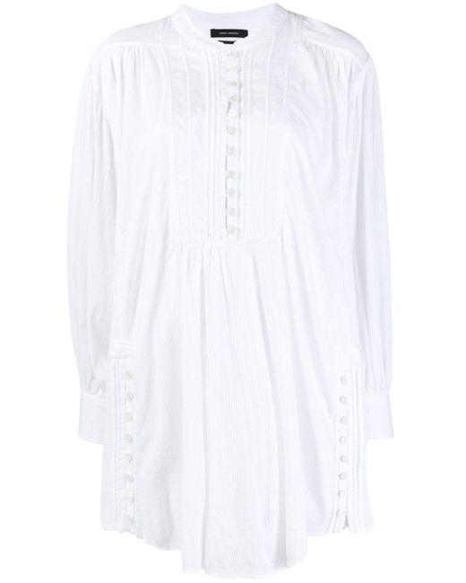 Isabel Marant Yacolt シャツドレス White