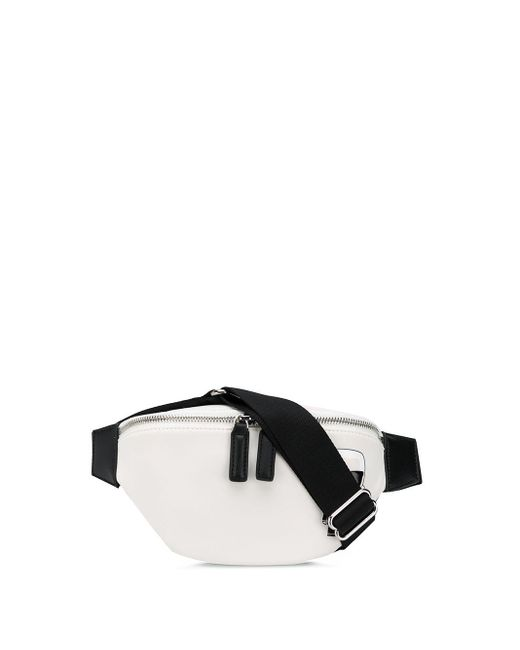 Karl Lagerfeld K/ikonik ベルトバッグ White