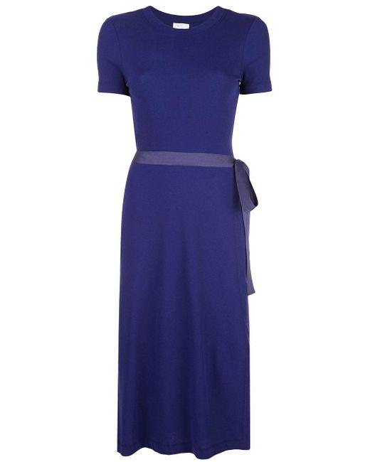 Rosetta Getty エプロン ドレス Blue