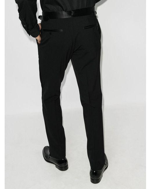 メンズ Tom Ford ストレートパンツ Black