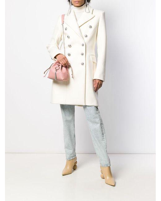 Jimmy Choo Callie ハンドバッグ Pink
