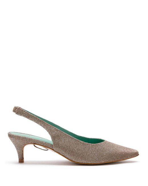 Zapatos de tacón Talitha Blue Bird Shoes de color Green