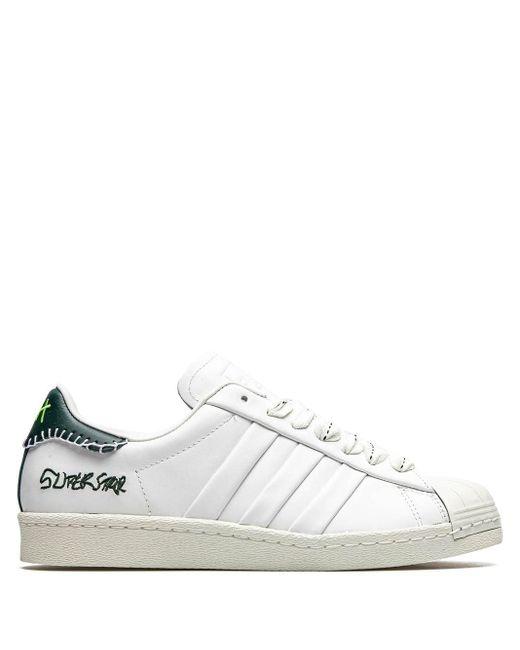 X Jonah Hill baskets Superstar Adidas pour homme en coloris White