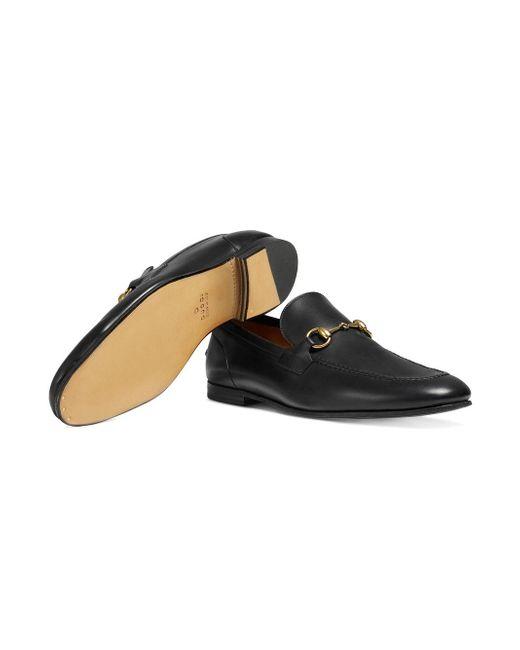 Лоферы 'jordaan' Gucci для него, цвет: Black