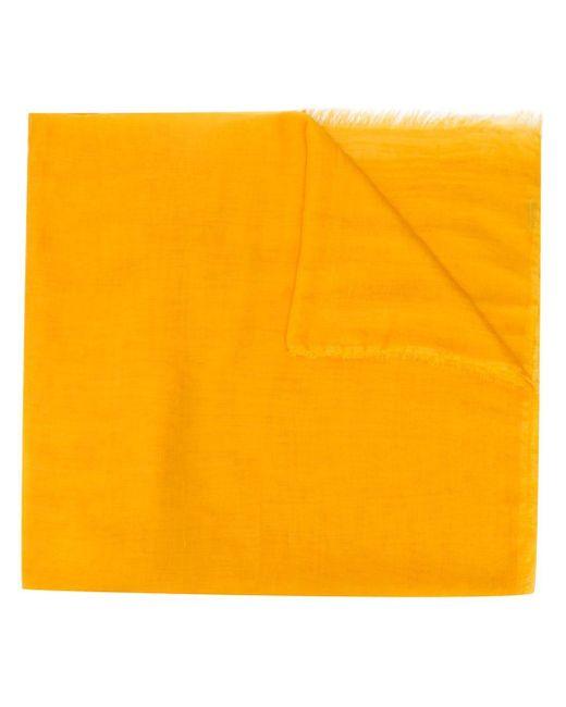 Faliero Sarti Tobia Baby フレイドスカーフ Yellow