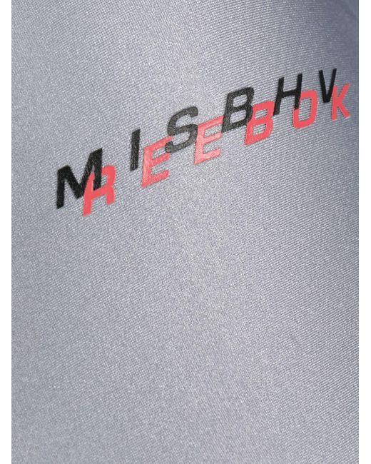 Reebok X Misbhv ワンピース水着 Metallic