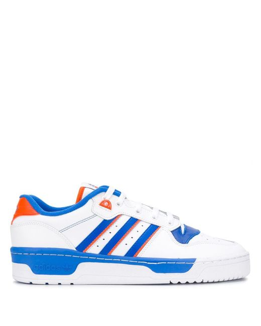 Zapatillas bajas Rivalry Adidas de color White