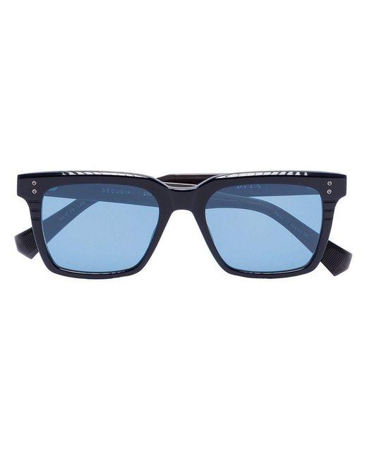 87d1f9c2e18 Dita Eyewear - Black Drx Sequoia Square Sunglasses for Men - Lyst ...