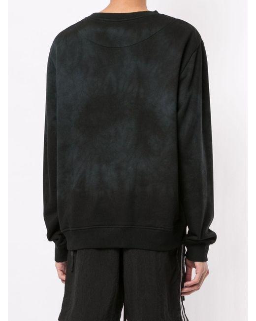 メンズ Haculla ジップ スウェットシャツ Black