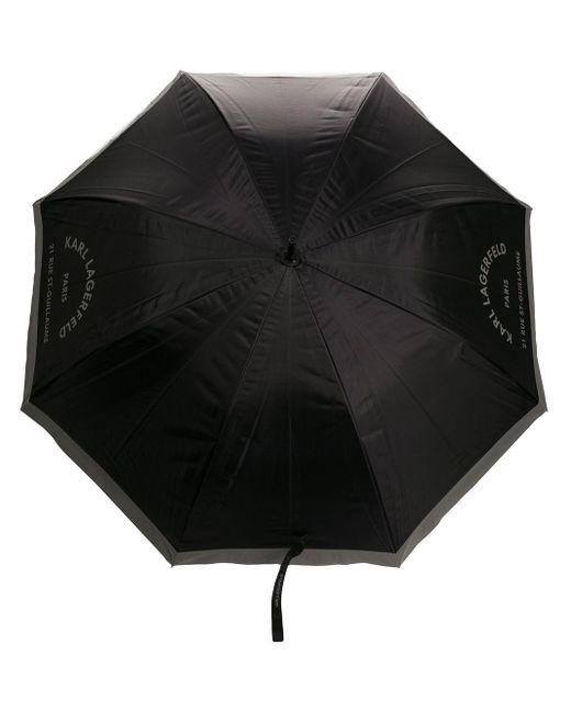 Зонт Rue St Guillaume Karl Lagerfeld, цвет: Black