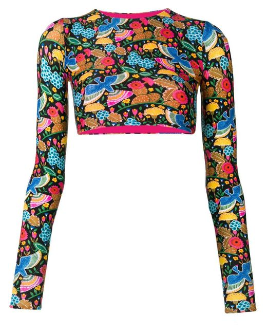 LaDoubleJ Surf トップ Pink