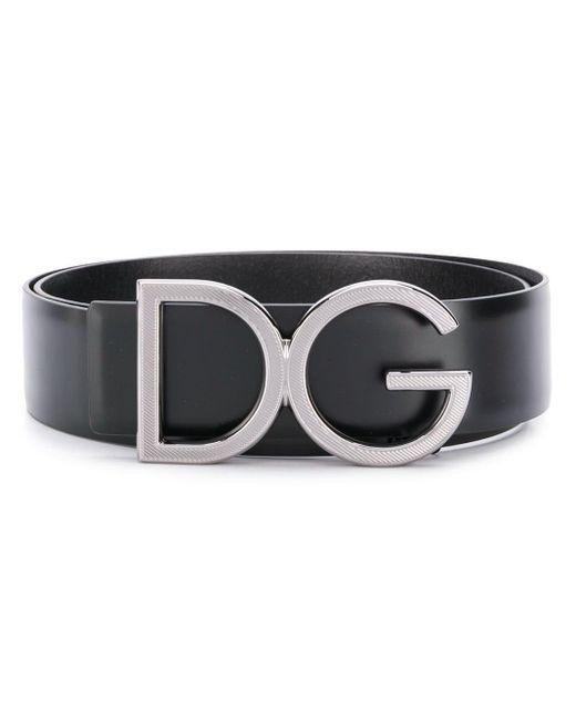 メンズ Dolce & Gabbana Dg ベルト Black