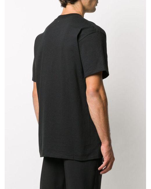 メンズ Chinatown Market ロゴ Tシャツ Black