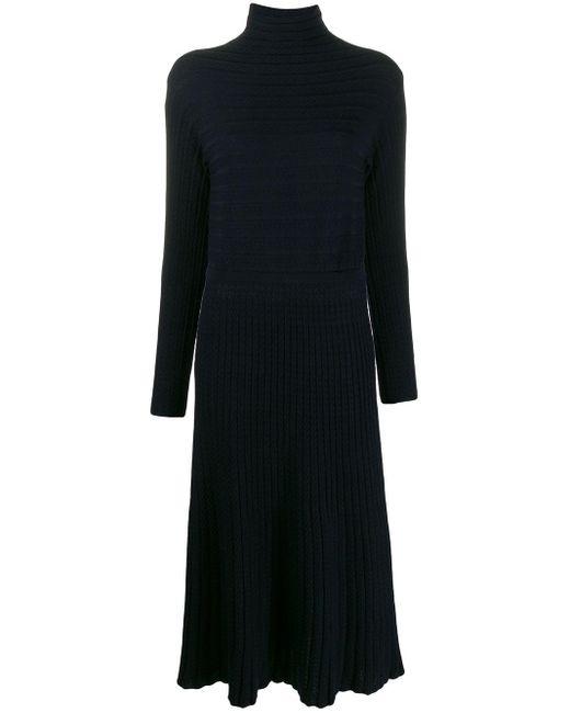Robe Laurence Molli en coloris Blue