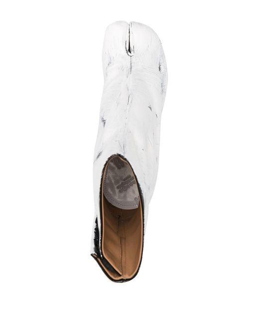 Maison Margiela Tabi ブーツ White