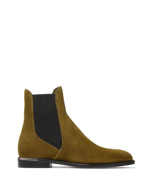 Ботинки Rourke Jimmy Choo, цвет: Brown