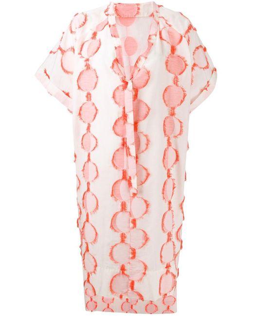 Henrik Vibskov Hang On ドレス Pink